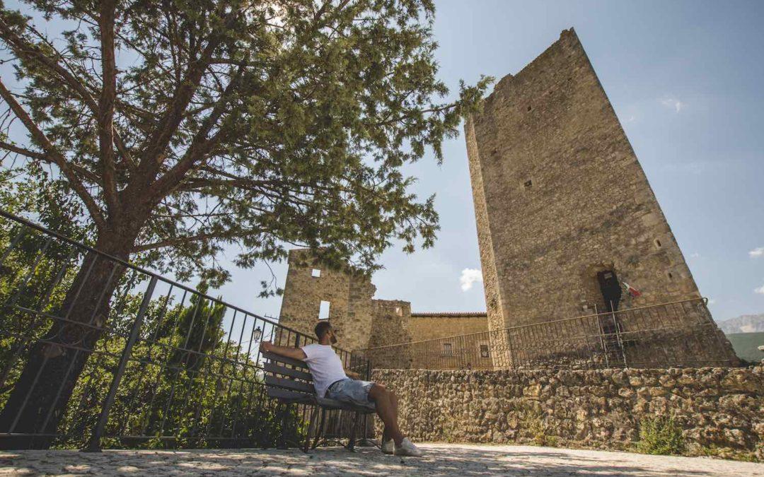 Dal Castello di Beffi alla Torre di Goriano Valle