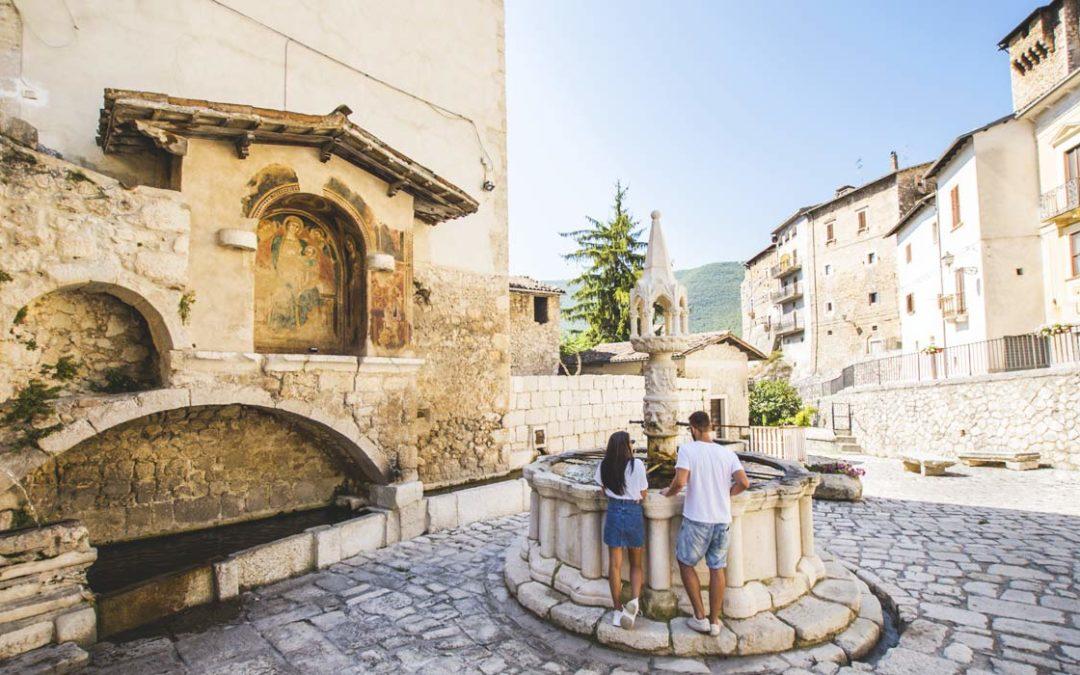 Borghi e Castelli – S.Pio e Fontecchio